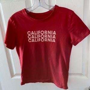 John galt california t-shirt